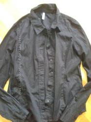 сорочка чорна CHICOREE m