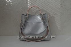 Стильная женская сумка из экокожи