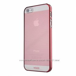 Чехол накладка пластик Vouni Brightness для на Айфон iPhone 5 5S