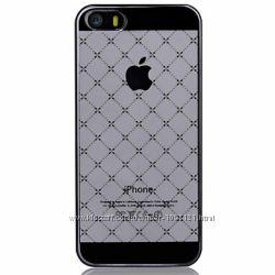 Чехол накладка в сеточку Vouni Glimmer Star для на Айфон iPhone 5 5S