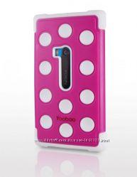 Розовенькое чудо Чехол Накладка Yoobao для на Нокиа Nokia 920