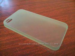 Пластиковый чехол накладка для на Apple Айфон iPhone 4