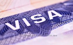 Визы в Англию, США, другие страны мира