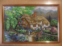 Картина крестиком Пейзаж-2