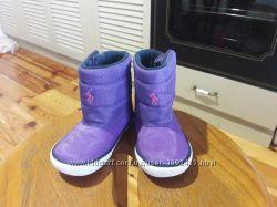 Очень красивые демисезонные ботиночки