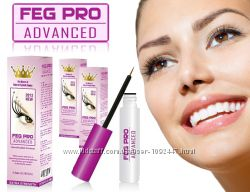 Новый уровень натуральной красоты ваших ресниц - сывоторка FEG Pro Advanced
