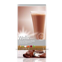 Сухая смесь для коктейля Нэчурал Баланс натуральный шоколадный вкус, 378