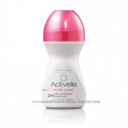 Шариковый дезодорант-антиперспирант 24-часового действия с ухаживающим комп