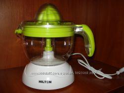 Электрическая соковыжималка для цитрусовых HILTON AE 3164