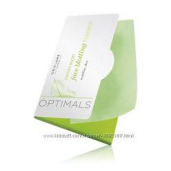 Матирующие салфетки для лица Оптимальное очищение
