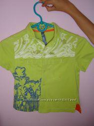 Рубашка Sela для мальчика 5-6 лет