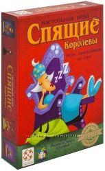 Настольная игра Спящие королевы. Издание в картонной коробке