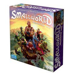 Настольная игра Маленький мир. Small World