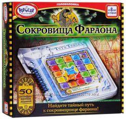 Настольная игра-головоломка Сокровища Фараона