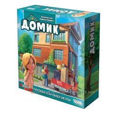 Настольная игра Домик