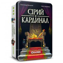 Настольная игра Серый кардинал. Behind the Throne
