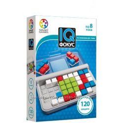 Настольная игра-головоломка IQ-Фокус
