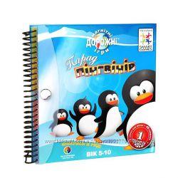 Игра-головоломка Парад пингвинов