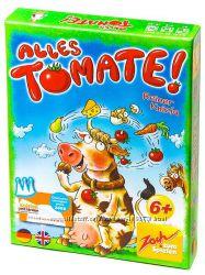 Настольная игра Аллес Томате. Alles Tomate