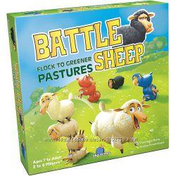 Настольная игра Battle Sheep. Боевые овцы