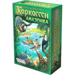 Настольная игра Каркассон Амазонка