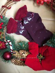Носки махра Новогодняя тематика