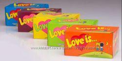 Жвачка Love is 5 вкусов
