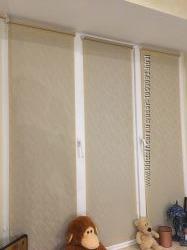 Тканеві ролети тканина ВОДА Woda дуже популярна і якісна тканина, недорого