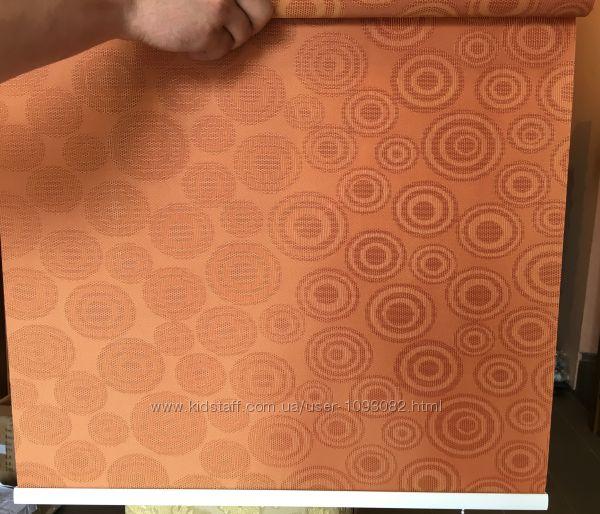 рулонные шторы прозрачная ткань група А100