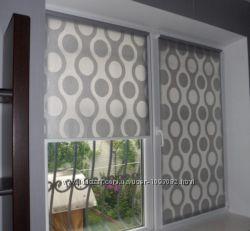 рулонные шторы ткань В700