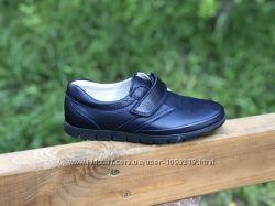 Туфли Perlina р. 31, 32, 33, 34, 35, 36, 37, 38, 39, 40 Темно синие