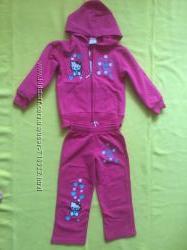 Спортивний костюм Hello Kitty 8692р. , 1, 5-2, 5р.