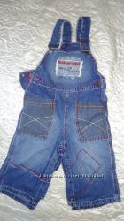 Комбинезон джинсовый Gee Jau на ребенка 1-2. 5 года.