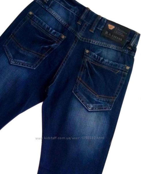 Размер W31L34 Мужские джинсы BSJ Jeans