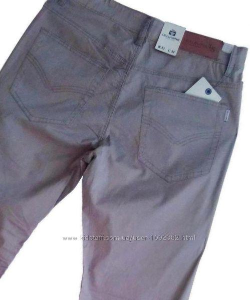 Размер W33 Летние мужские джинсы LS. Luvans
