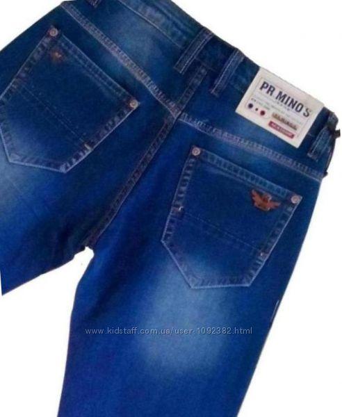 Размеры W29L34 и W30L34 Летние мужские джинсы PR MINOS