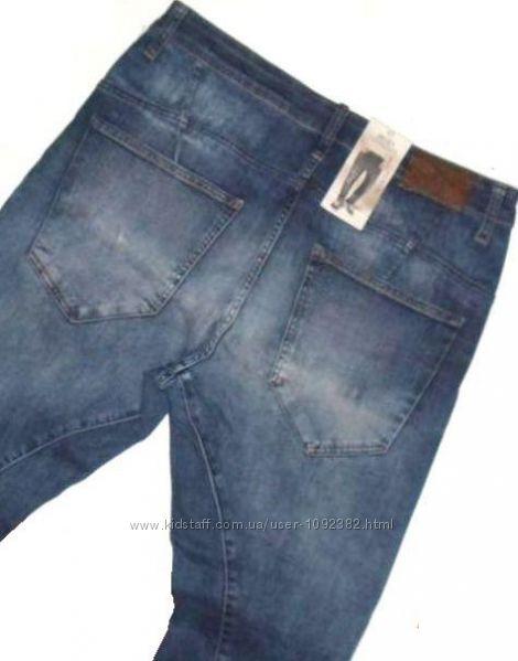 Размер W34L34 Новые зауженные джинсы Colins