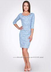 Размер 52 Коктейльное платье с рукавом 3 4 CAT ORANGE, Украина