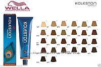 Краска для волос Koleston Perfect от WELLA PROFESSIONAL