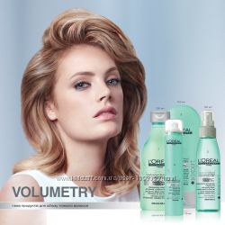 Volumetri серия-уход для объёма волос от LOREAL PROFESSIONNEL