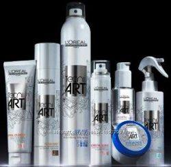 Средства -стайлинг для укладки волос Tecni Art от Loreal Professionnel