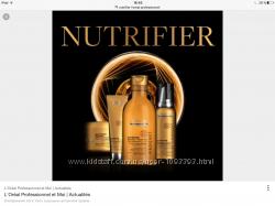 Nutrifier-линия для сухих и ломких волос от L&acuteOreal  Professionnel Н