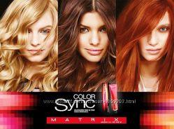 Color Sync - краска для волос от Matrix