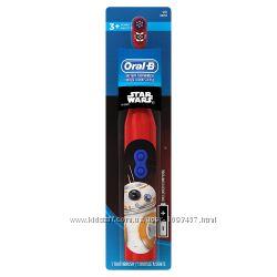 Зубная щетка электрическая Star Wars
