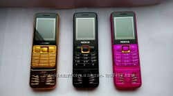 Nokia S830 - 2 аккум, 2 карты памяти, 2 sim.