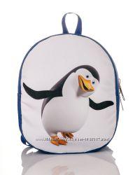 Рюкзак детский с Пингвином Мадаскар.
