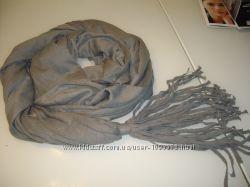 новый модный шарф, полушерсть
