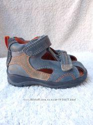 Отличное состояние кожаные сандали босоножки Ecco, р. 20, ст. 12, 5см