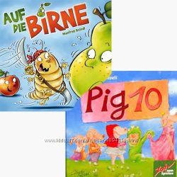 Игра Zoch Свинки 10 и Шустрый садовник от 6лет Акция -30 от цены