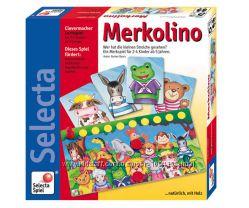 Игра Selecta Мерколино от 5 лет акция -30  от цены